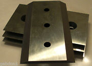 Brush Chipper Knives O.e.m. 100,150,200,250 Mighty Bandit Part 900-9900-02