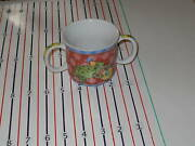 Essex Collection Pat-a-cake Childs Mug Frogs Birthday