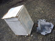 Gm Nos New Old Stock Oil Filter Adapter Part 25509558