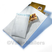 50 7 Poly Superior Quality Bubble Mailers 14.25x20