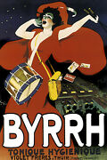 French Drum Girl Poster.home Wall.nice Room Art Decoration 192