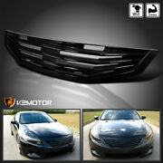 For 2008-2010 Honda Accord 2dr Coupe Mug Style Front Bumper Hood Grille 08-10