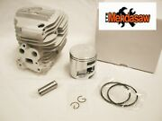 Spare Parts For Husqvarna K750 K760 Cylinder And Piston Assembly Early Type