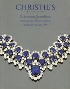 Christieand039s London Jewels Chaumet Faberge Incl Private Coll Catalog 1997