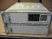 Elgar At8000b Programmable Dc Power Supply System + At8000 Slave Unit