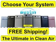 Austin Air Healthmate Air Purifier - New - Filter System Cleaner Allergy Pet