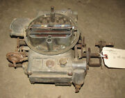 1969 69 Dodge Plymouth 440 Auto Holley Carb Carburetor 4166 Dated 1908