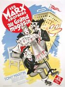 Marx Brothers Au Grand Magasin Les
