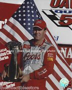 Sterling Marlin Coors Light 2001 Uaw-gm 500 Nascar Winston Cup Win 16 X 20 Photo