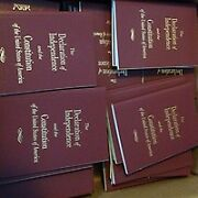 50 Pocket Size United States Declaration Of Independence Constitution Of The Us
