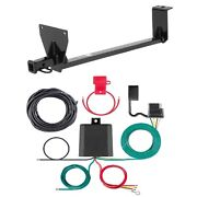 Curt Class 1 Trailer Hitch And Wiring For 2003-2004 Mercedes-benz C240 Wagon