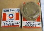 Nos 63 64 65 66 Chevy Gmc Truck Front Inner Wheel Bearings 7451277 Delco S10