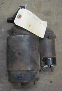 1967 67 Chevrolet Chevy Truck Delco Remy Starter Motor 1108368 Dated 7-j-25 283