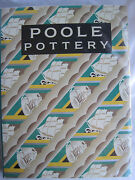 Poole Pottery Carter And Company 1873-1998 By Leslie Hayward 1998 Hardcover Book