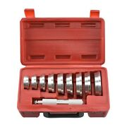 Auto Bearing Race And Seal Driver Master Set Wheel Axle Bearings Puller Install