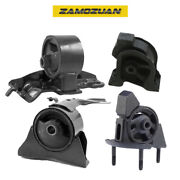 Engine Motor And Trans Mount 4pcs. 93-97 For Toyota Corolla 1.6l 1.8l For Manual.