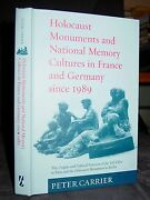 Holocaust Monuments And National Memory Cultures France And Germany Vél D'hiv' Paris