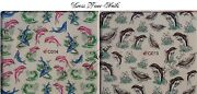 Dolphins Water Decals/transfers - Nail Art Stickers Animal Diy Mamal - Uk