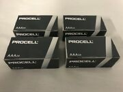 96 New Aaa Procell Alkaline Batteries By Duracell Pc2400 Exp 2026 Or Later