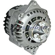 High Output Alternator Generator Chevy Gm Gmc Jeep 3-wire Billet 10si 12si 180a