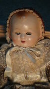 Antique 1840 French Doll Cloth Body From Museum Of Doll Art