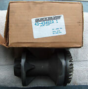 Mercury Quicksilver Gear Assembly 43-43491a 1 For Mercury V6 New Old Stock