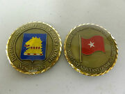 Challenge Coin Us Army Veterans Affairs New Jersey General Thomas Sullivan