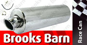 Exc901 Zx-6r Ninja 636 B1h 03/04/12 Alloy Oval Slip-on Viper Exhaust Can