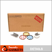 Fits 91-94 Toyota Paseo 1.5l Dohc Engine Re-ring Kit 5efe