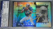 Peyton Manning Signed 1998 Ud Encore Super Powers Auto Steiner Psa/dna Mint 10