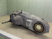 2006 Honda Silver Wing Transmission Assy With Pulleys And Other Components