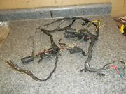 Clean Yamaha Outboard Early Model V-6 Internal Wire Harness Loom