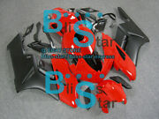 Red Glossy Injection Fairing Kit Set Fit Honda Cbr1000rr 2004-2005 54 A2