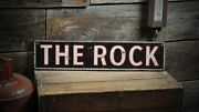 Personalized Wooden Sign - Rustic Hand Made Vintage Wooden Sign