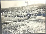 Cabinet Photo July 4th 1904 Gathering Possibly Morgantown Wv