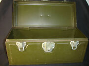 Pressed Steel Union Utility Chest Union Steel Chest Corporation Made In Usa