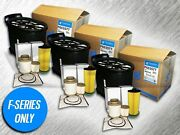 6.0l Turbo Diesel 3 Air 3 Oil And 3 Fuel Filter Kits - Replaces Fd4604 Fa1746