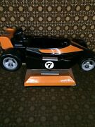 Vintage Chuck E Cheese Kiddie Ride Arcade Race Car, Coin Operated,