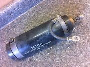 Clean Used Mercury V6 Outboard Starter 50-77141 8 Tooth Bendix