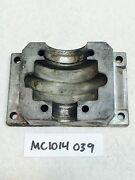 Used Oem Cylinder Case Base Assembly Mcculloch Pro Mac 650 610 Chainsaw