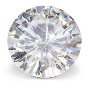 Round Brilliant Loose Moissanite Sale Charles And Colvard Certified Various Sizes