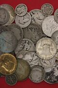 Preppers Survival Lot 1 Standard Ounce Junk Silver Coins Bullion Combined Ship