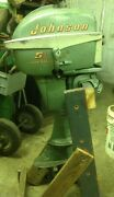 Johnson Outboard Engine 1950's Model 5 1/2hp
