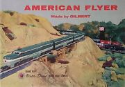 1956 American Flyer No. D1866 S Gauge 52 Page Trains And Accessories Catalog