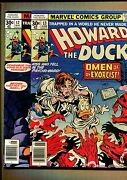 Howard The Duck 1213 - Set Of 2/1st Kiss Cameo Signed Colan1977 Grade 8.0