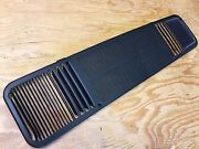1965 1966 Ford Mustang Gt Coupe Convertible Dash Speaker/heater Grill Used Oem