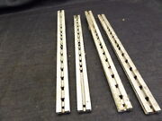 Aircraft Aviation Seat Tracks W/ 2 Stops Included Piper Pa-23-250 Aztec