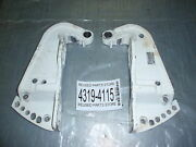 1979 Johnson 85hp Outboard Motor Transom Mount Clamps