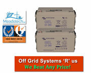Victron Energy 12v Gel Battery Solar And Leisure Energy Storage 530-1325 Ah Kits