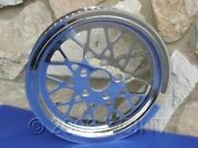 66 Tooth 1 Mesh Rear Pulley For Harley And Choppers With 2 1/4 Hole